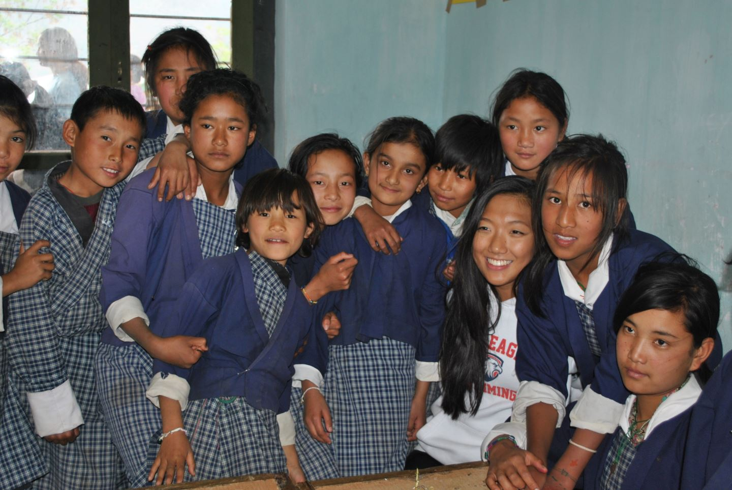 The Service Club At Sas Will Continue To Help Provide Resources Read Bhutan Which Makes Project Sustainable A Requirement Of Gold Award