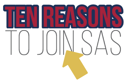 Ten Reasons to Join SAS